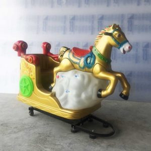 Kid's kiddle rider detska klarushka детска клатушка
