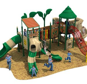 outdoor childredn playground vanshen detski canter външен детски център