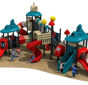 HD18-110А outdoor children plauground vanshen detski plejgraund външен детски плейграунд