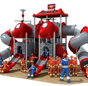 HD18-090А outdoor children playground vanshen detski playground външен детски плейграунд