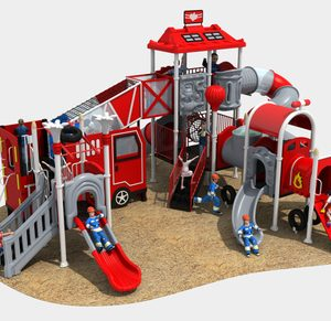 HD18-091A outdoor children playground vanshen detski pleigraund външен детски плейграунд
