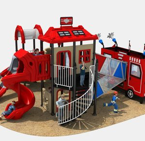 HD18-092A outdoor children playground vanshen detski pleigraund външен детски плейграунд