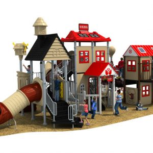 HD18-130A outdoor children playground vanshen detski playground външен детски плейграунд