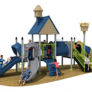 HD18-138D outdoor children playground vanshen detski playground външен детски плейграунд