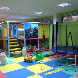 INDOOR CHILDREN PLAYGROUND