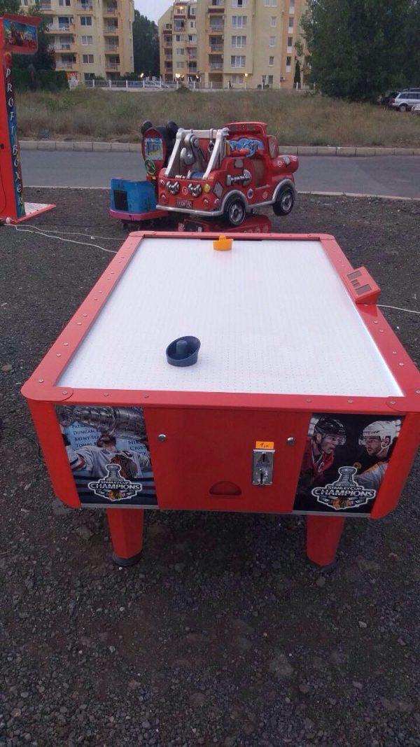 vazdushen hokey въздушен хокей