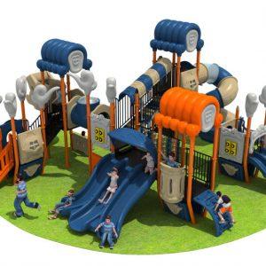 HD18-037A outdoor children playground vanshen detski pleigraund външен детски плейграунд