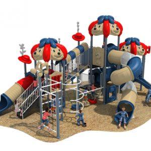 HD18-067A outdoor children playground vanshen detski pleigraund външен детски плейграунд