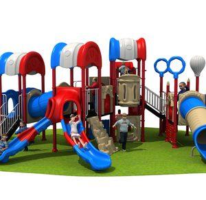 HD18-0102А outdoor children playground vanshen detski playground външен детски плейграунд