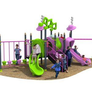 HD18-074C outdoor children playground vanshen detski playground външен детски плейграунд