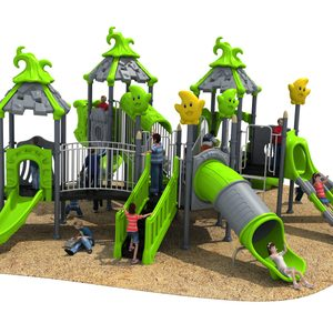 HD18-076А outdoor children playground vanshen detski playground външен детски плейграунд