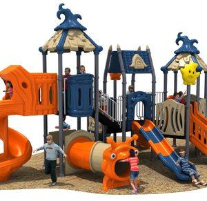 HD18-077А outdoor children playground vanshen detski playground външен детски плейграунд