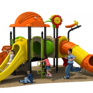 HD18-126D outdoor children playground vanshen detski playground външен детски плейграунд