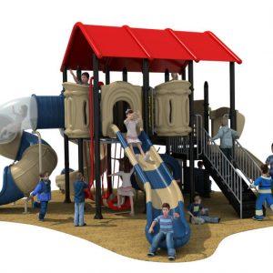 HD18-131A outdoor children playground vanshen detski playground външен детски плейграунд