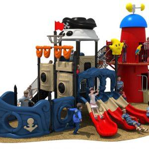 HD18-140A outdoor children playground vanshen detski playground външен детски плейграунд